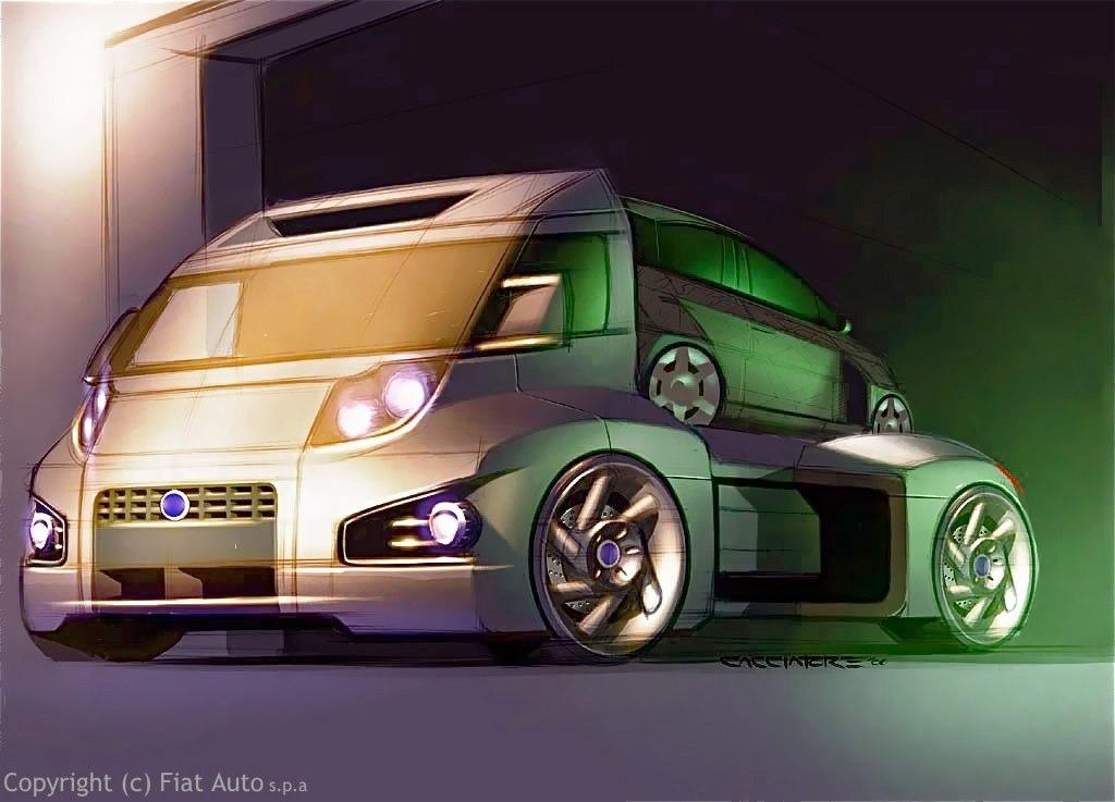 Semi Truck Seats >> Fiat Ducato Truckster   Turi Cacciatore