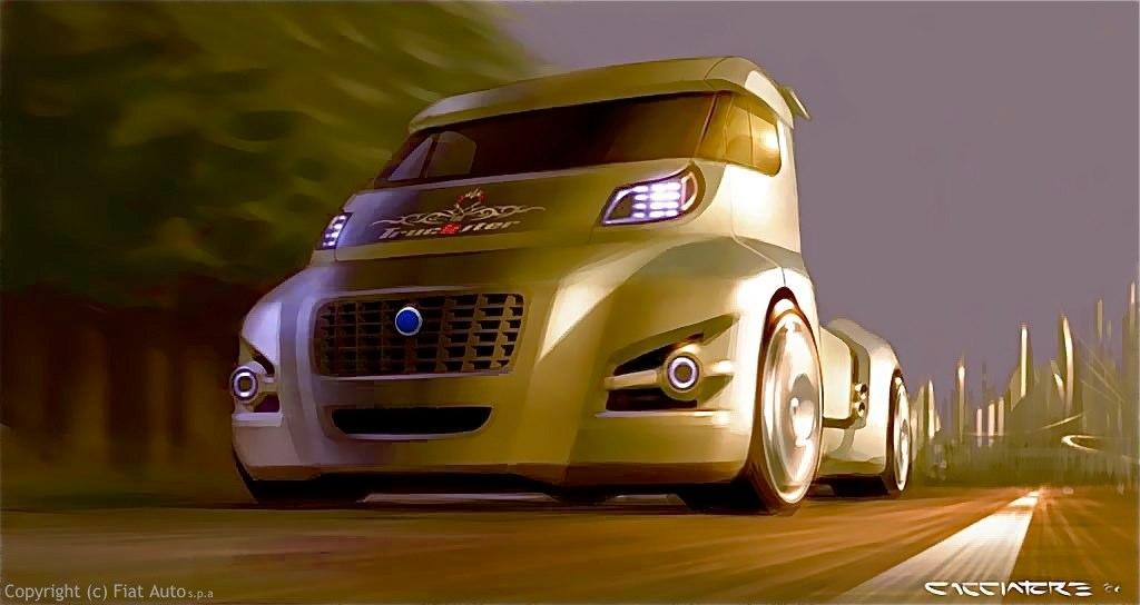 illustra truck 50 rid